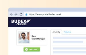 Clinked client portal: add your own branding